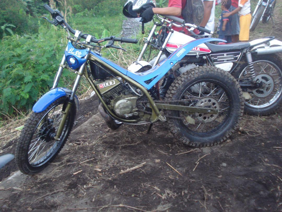 Nick S Adventure Blog Yamaha Rx K Dan L2g Modifikasi Trial