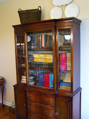 China Cabinet Display Ideas For The Home Pinterest