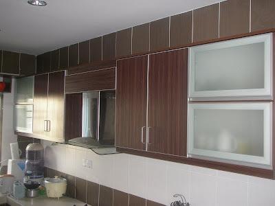 KABINET DAPUR  WARDROBE Koleksi Kabinet Dapur Bahan