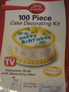 Something deep and witty betty crocker 100 piece cake for 100 piece cake decoration kit