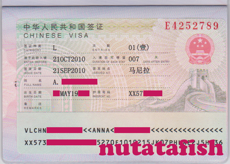 chinese embassy auckland visa application