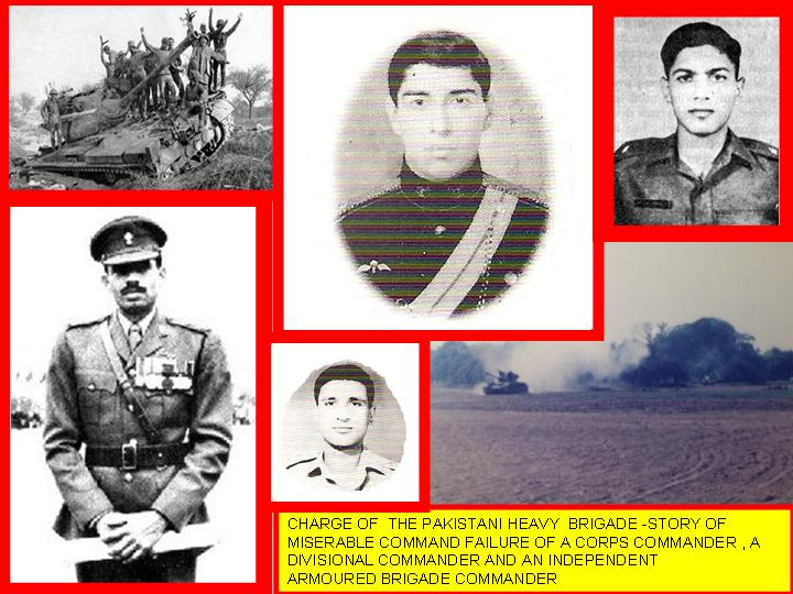 STORY OF A MISERABLE COMMAND FAILURE OF A CORPS,DIVISIONAL AND BRIGADE COMMANDER-CLICK ON PICTURE
