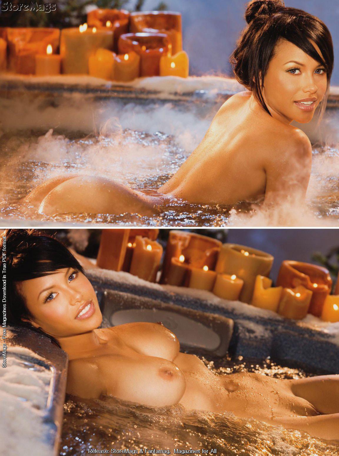 trina mcgee davis nude