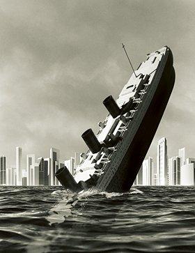 Obamacare sinking