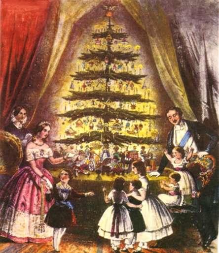Christmas Ideas: Victorian Christmas Decorations