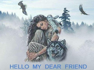 hello my dear friend