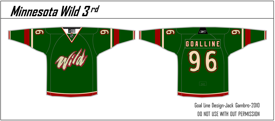 Goal Line Design sent in a new concept recently. It is a concept for an  alternate jersey. The primary color is green with red and wheat trim. f78bc91a4
