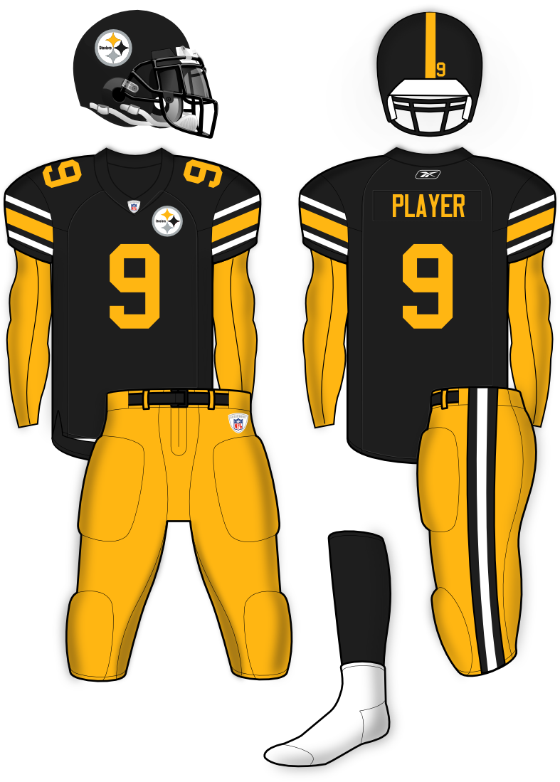 6bac33754d8 Bmac s Blog  Pittsburgh Steelers Uniform Concept