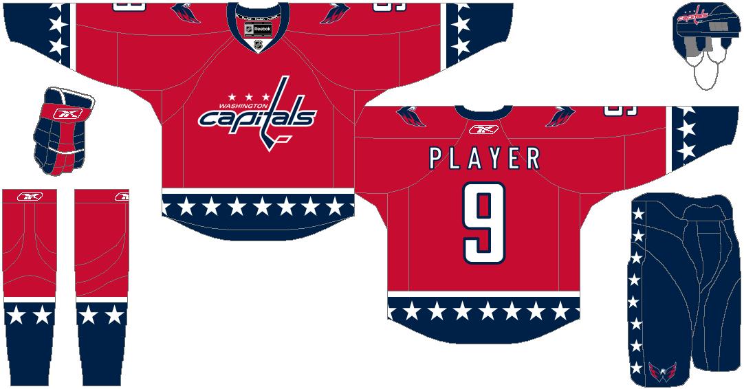 buy popular 3eeb8 ab1db Bmac's Blog: NHL 2012: Washington Capitals