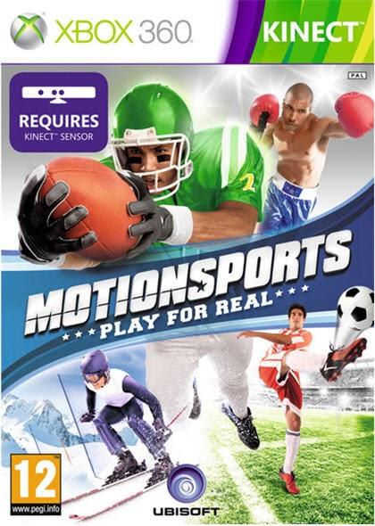linkonautas: Descargar MotionSports (XBOX 360) Español