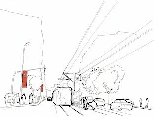 ADAM PARSONS DESIGN THESIS: SITE : SERIAL VIEWS