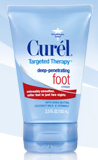 Curel Targeted Therapy Foot Cream