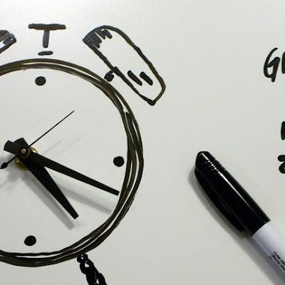 Design A Wall Clock Everyday