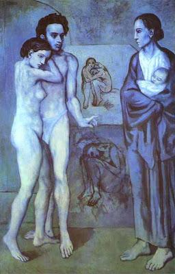 La vie, La vida,Picasso