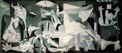 Guernica, Picasso, 1937