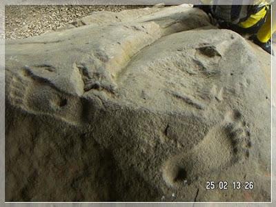 Situs Batu Tapak Pasir Awi ~ Seputar Jonggol
