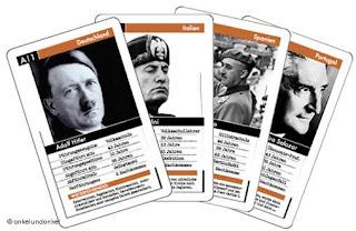 Cartes du jeu Das Fuehrer Quartett