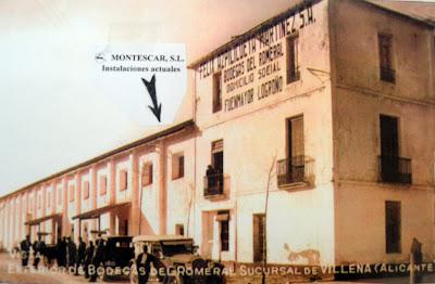 Villena cu ntame 1922 autocares montescar for Oficina de extranjeros valencia