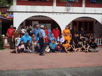 The Haji Abdul Manan's Family