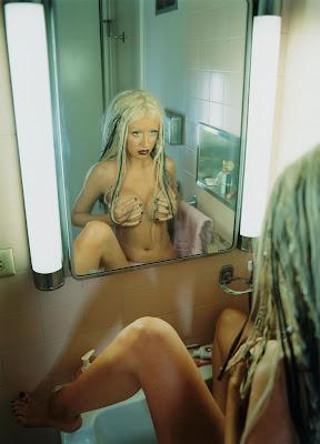 christina aguilera nude photos