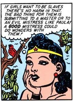 Wonder Woman Panel