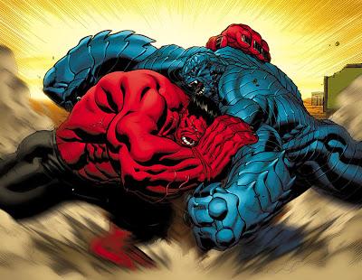 Red Hulk 9