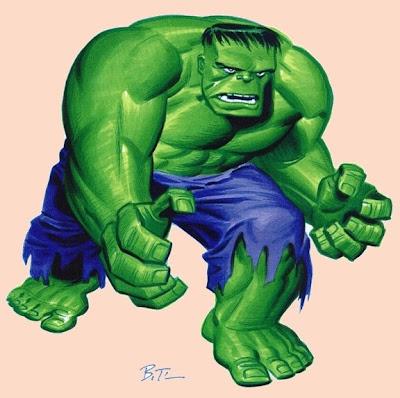 Green Hulk 5