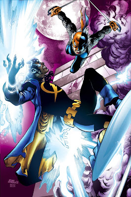 Again With the Comics: Static Shock Joins the DC Universe