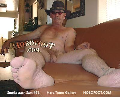 very old nude men