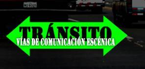 TRANSITO - Vías de Comunicación Escénica-