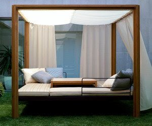 Minimalist and Simple Gazebo