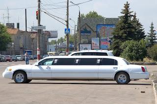 свадебный лимузин в Нижнем Новгороде