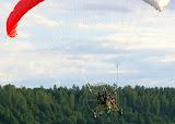 Полёт на паратрайке в Лысково!
