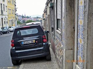 estacionamento ilegal