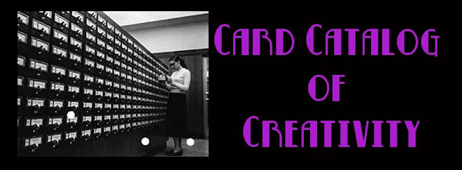 Card Catalog of Creativity