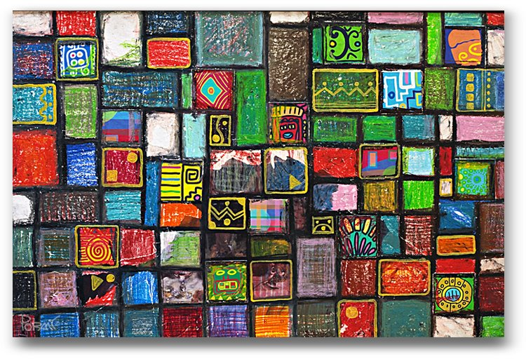 Quilt Block Patterns: color in quilts