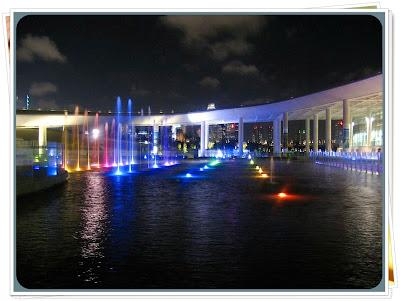 Providence: Night Picnic at the Marina Barrage