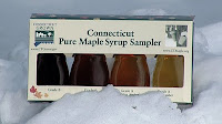 CT pure maple syrup sampler gift set