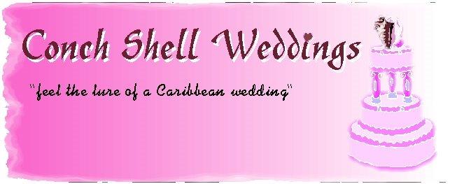 Conch Shell Weddings
