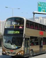 香港巴士路線. 地圖與車費指南: 九龍巴士 281A