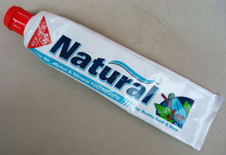 Natural Toothpaste New Zealand