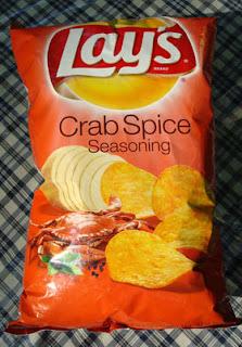 crab spice lays