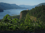 The Columbia River Gorge...