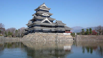 Castle at Matsumoto