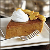Random pumpkin pie picture