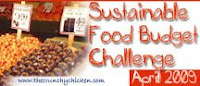 Sustainable Food Budget Challenge - April 2009