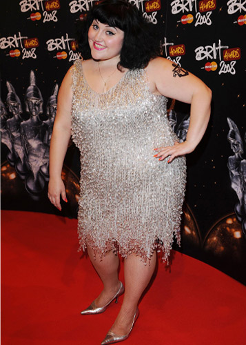 Beth Ditto, Evans, Plus size dresses