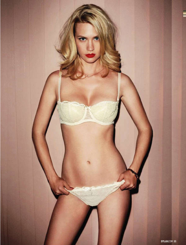 january jones hot
