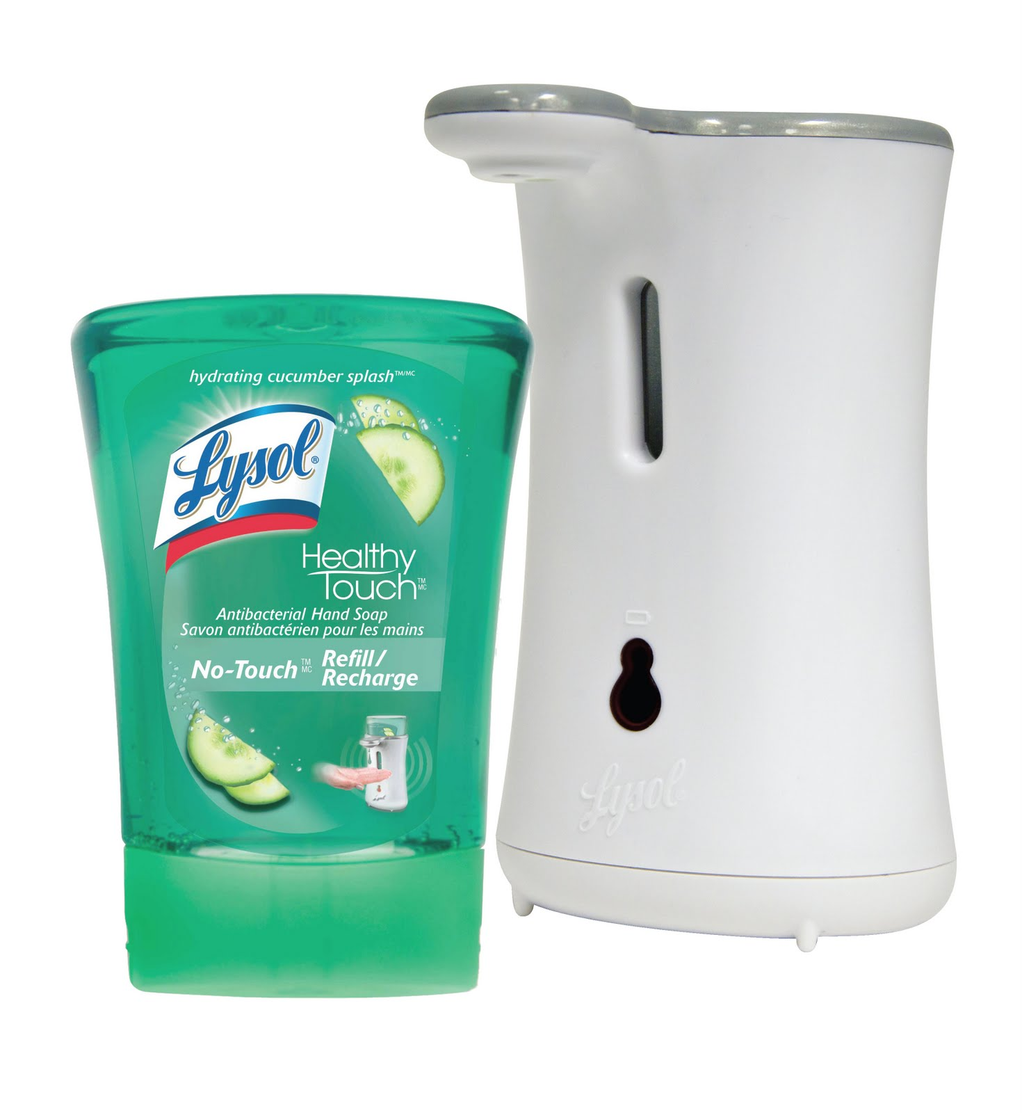 What Emma Thinks About Stuff Review Lysol Healthy Touch