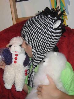 Crochet Pattern Central - Free Finger Puppets Crochet Pattern Link